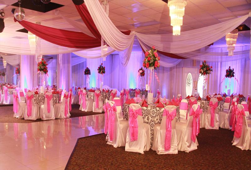 Charming Banquet Hall Miami | Banquet Hall Miami | Wedding Banquet Halls ...