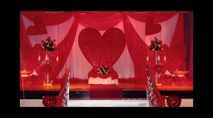 valentines stage decoration My Web Value : 14 from www.mywebvalue.net size 720 x 400 jpeg 124kB